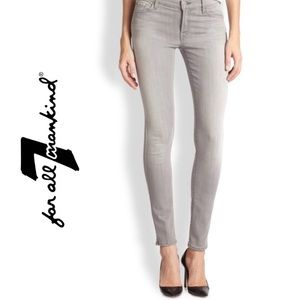 👑FAM DAY SALE👑7 for All Mankind Roxanne Skinnies